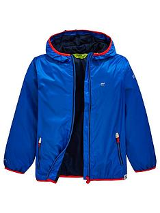 regatta-boys-waterproof-lever-ii-jacket-navy