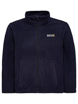 Regatta Regatta Boys King Ii Fleece - Navy Picture