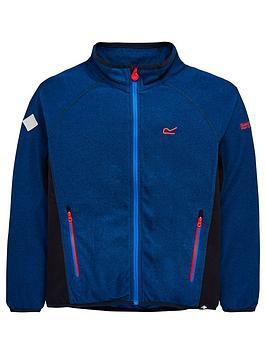 regatta-pira-fleece-zip-jacket-blue