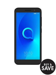 alcatel-alcatel-1-ndash-black