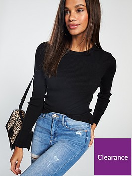v-by-very-skinny-rib-crew-neck-jumper