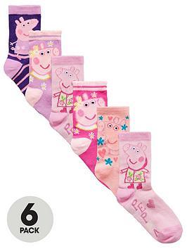 peppa-pig-6-pack-peppa-pig-socks