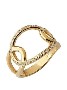 links-of-london-links-of-london-aerial-18ct-gold-vermeil-sterling-silver-amp-white-topaz-ring