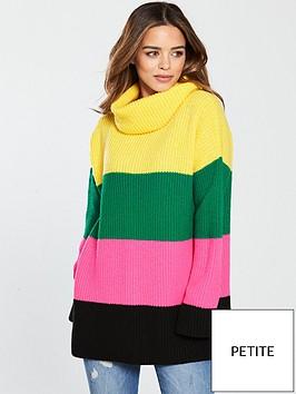 v-by-very-petite-colourblock-roll-neck-jumper-multinbsp