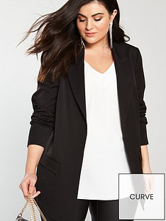 v-by-very-curve-longline-blazer