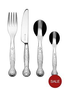 viners-mermazing-4-piece-kids-cutlery-set