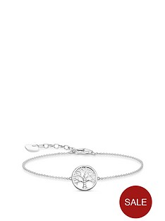 thomas-sabo-thomas-sabo-sterling-silver-tree-of-love-bracelet