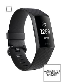 fitbit-charge-3-fitness-tracker-graphiteblack