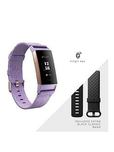 fitbit-charge-3-special-edition-lavender-woven
