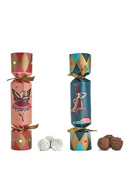 charbonnel-et-walker-christmas-cracker-duo-sea-salt-praline-truffle-and-sea-salt-truffle