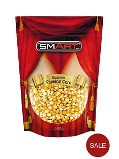 smart-smart-2-pack-gourmet-popping-corn-500gm-smart-small-10-paper-scoops