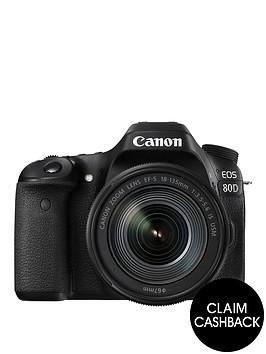 canon-eos-80d-slr-camera-kit-including-ef-s-18-135mm-is-usm-lens-black