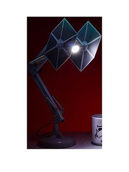 Star Wars Star Wars Tie Fighter Poseable Lamp Picture