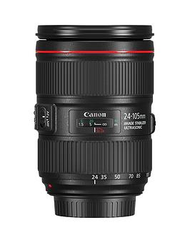 Canon Canon Ef 24-105Mm F/4 L Ii  Is Usm Lens Picture