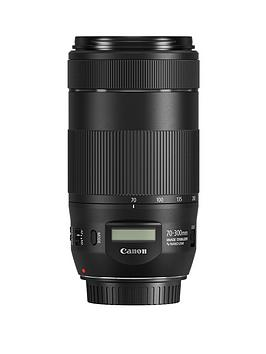 Canon Canon Ef 70-300Mm F/4-5.6 Is Ii Usm Lens Picture