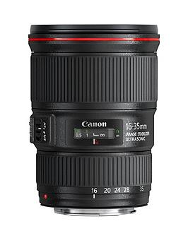 Canon Canon Ef 16-35Mm F/4 L Is Usm Lens Picture