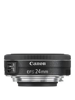 Canon Canon Ef-S 24Mm F/2.8 Stm Lens Picture