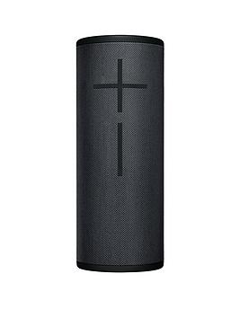 Ultimate Ears Ultimate Ears Megaboom 3 Bluetooth Speaker - Night Black Picture