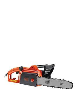 Black & Decker   Cs1835-Gb 1800W Chainsaw With 35Cm Bar