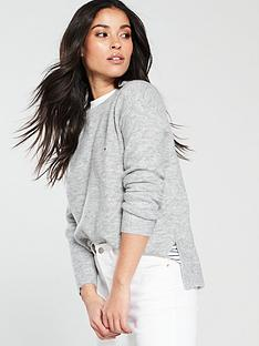 tommy-jeans-crew-neck-knitted-jumper-light-grey-heather
