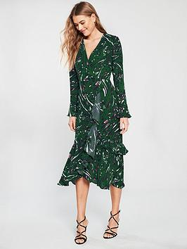 v-by-very-wrap-front-midi-dress-animal-printnbsp