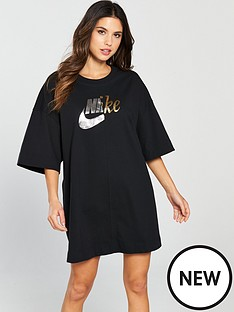 nike-sportswear-metallic-dress-blacknbsp