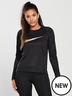 nike-running-long-sleeve-metallic-miler-top-blacknbsp