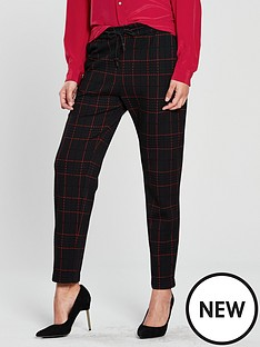 boss-casual-checked-trousers
