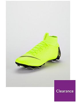 fc4475807c64f4 Nike Mercurial Superfly 6 Pro Firm Ground Football Boots ...