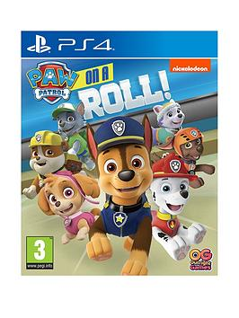Playstation 4 Playstation 4 Paw Patrol: On A Roll Picture
