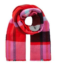 river-island-river-island-colour-block-supersoft-scarf-pink