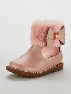 baker-by-ted-baker-girls-fur-cuff-boot