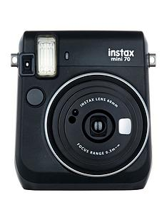fujifilm-instax-instax-mini-90-instant-cameranbspwith-optional-10-or-30-pack-of-paper-black