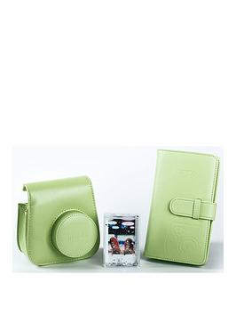 fujifilm-instax-fujifilm-instax-mini-9-accessory-kit-case-album-photo-frame-lime-green