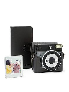 fujifilm-instax-fujifilm-instax-sq6-accessory-kit-case-album-photo-frame-black