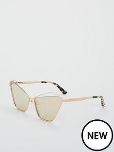 mcq-alexander-mcqueen-cateye-cutout-sunglasses--nbspgold
