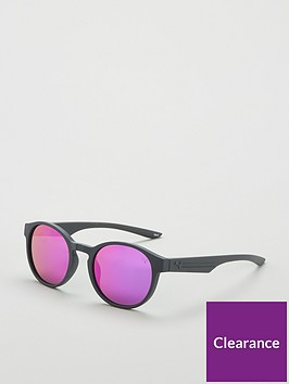 puma-round-rubber-sunglasses-grey