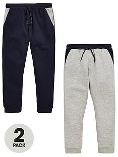 v-by-very-boys-2-pack-colour-block-skinny-fit-joggers-navygrey