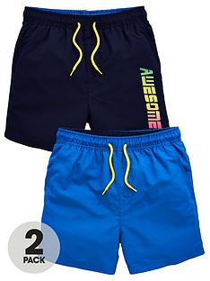 v-by-very-boys-2-pack-awesome-swim-shorts-multi