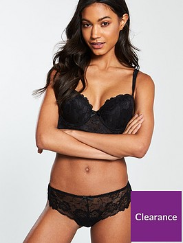 v-by-very-lace-longline-bra-black