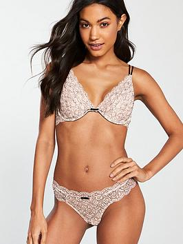 v-by-very-contrast-corded-lace-trim-bra-black-pink