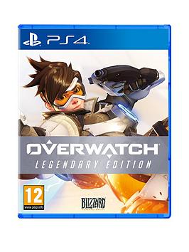 Playstation 4 Playstation 4 Overwatch Legendary Edition - Ps4 Picture