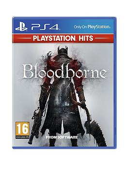 Playstation 4 Playstation 4 Playstation Hits - Bloodborne - Ps4 Picture