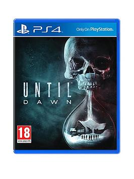 Playstation 4 Playstation 4 Playstation Hits - Until Dawn - Ps4 Picture