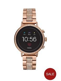 fossil-fossil-q-venture-gen-4-full-display-rose-gold-glitz-stainless-steel-bracelet-ladies-smartwatch