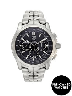 tag-heuer-tag-heuer-pre-owned-calibre-36-black-chronograph-dial-stainless-steel-bracelet-mens-watch-ct511a