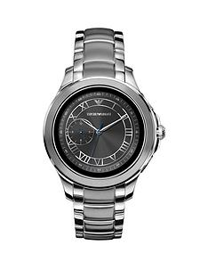emporio-armani-alberto-full-display-grey-dial-stainless-steel-bracelet-mens-smart-watch