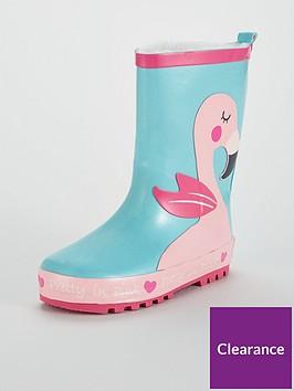 lelli-kelly-flamingo-pull-on-welly