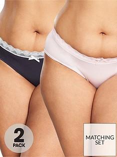 dorina-curves-rita-2-pack-hipster-briefs-greypink