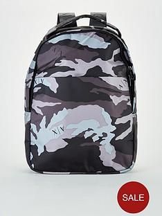 armani-exchange-camoflage-backpack